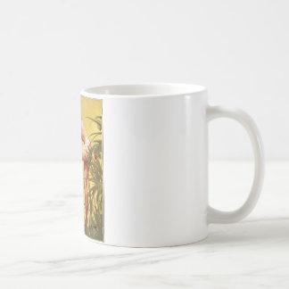 Vintage Retro Pinup Art Gil Elvgren Pin Up Girl Coffee Mug