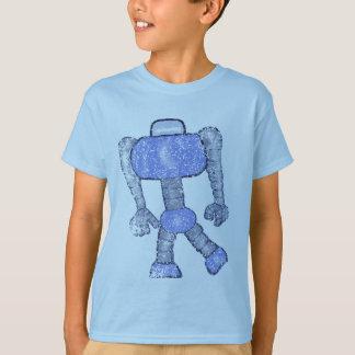 Vintage Retro Robot T-Shirt