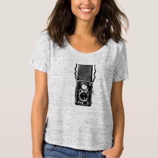 Vintage Retro Rolleiflex Twin Lens Camera T-Shirt