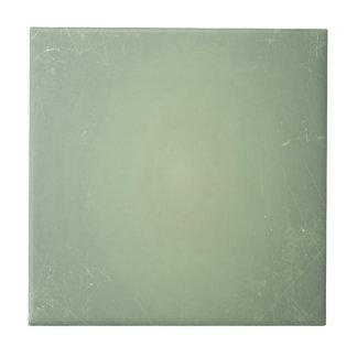 Vintage Retro Style Shabby Mint Green Background Ceramic Tiles