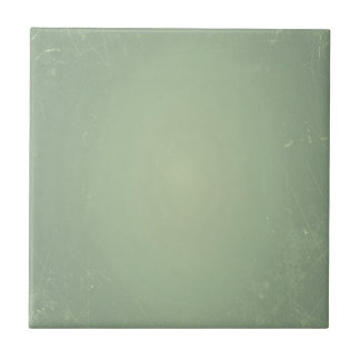 Vintage Retro Style Shabby Mint Green Background Tile