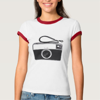 Vintage | Retrol Pocket Camera T-Shirt