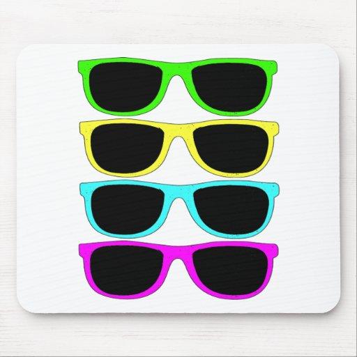 Vintage Rgb Fluo Sunglasses