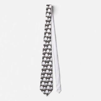Vintage Rhino Tie