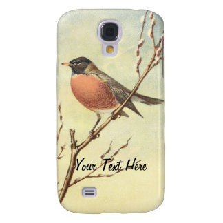 Vintage Robin iPhone 3 Speck Case