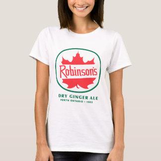 Vintage Robinson's Gingerale Logo T-Shirt