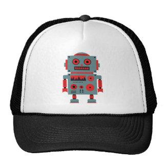 Vintage robot illustration Cap Trucker Hat