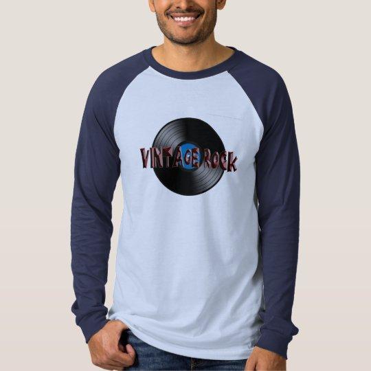 Vintage Rock VINYL T-Shirt