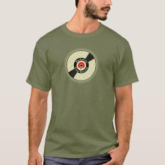 Vintage Rockabilly Vinyl Record T-Shirt