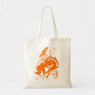 VIntage Rodeo Budget Tote Bag