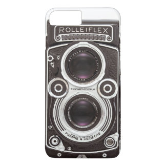 Vintage Rolleiflex Camera iPhone 8 Plus/7 Plus Case