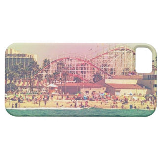 Vintage Roller coaster Iphone 5 Case
