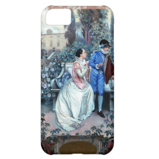 Vintage Romeo and Juliet poster iPhone 5C Cases