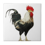 Vintage Rooster Chicken Customize Animal best Tiles