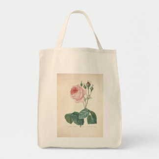 Vintage Rose by Redoute - Grocery Bags