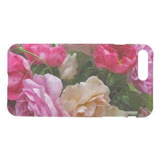Vintage Rose Garden Flower iPhone 7 Plus Case