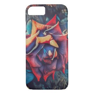 Vintage rose iPhone 8/7 case