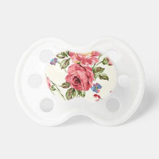 Vintage Rose Paper Pacifiers