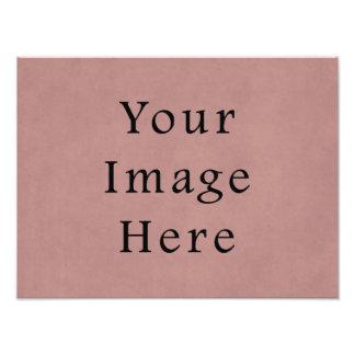 Vintage Rose Pink Lavender Parchment Paper Purple Photograph