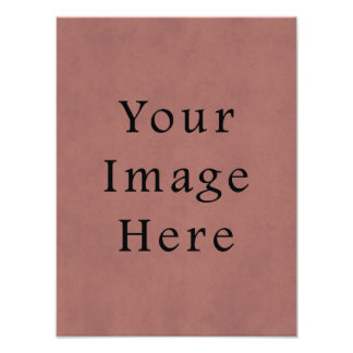 Vintage Rose Red Pink Parchment Paper Background Photograph