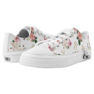 vintage rose shoes