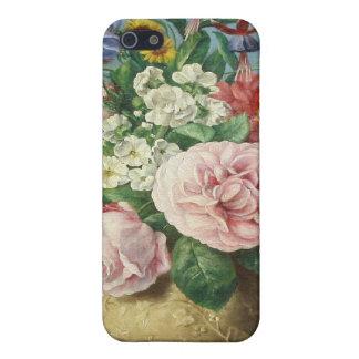 vintage rose speck case