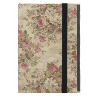 Vintage Rose V2 Case For iPad Mini