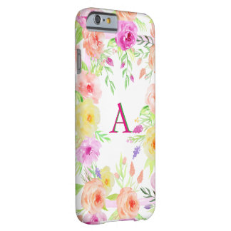 vintage roses country cottage iphone customizable barely there iPhone 6 case