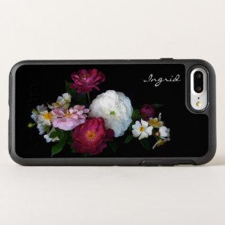 Vintage Roses Flower Garden Floral OtterBox Symmetry iPhone 7 Plus Case