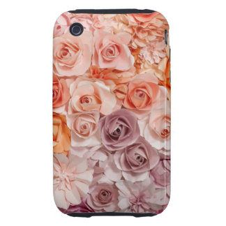 vintage roses iPhone 3 tough covers