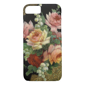 Vintage Roses iPhone 7 Case