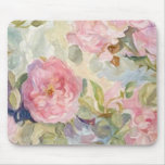 Vintage Roses Mouse Mat