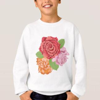 Vintage Roses Ornament3 Sweatshirt