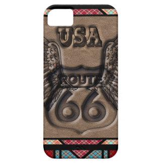 vintage route 66 leader america higway iPhone 5 covers