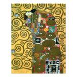 Vintage RSVP, Fulfilment (The Embrace) by Klimt