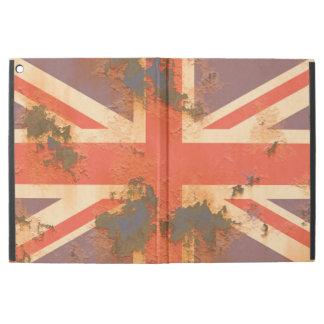 Vintage Rusted United Kingdom Flag