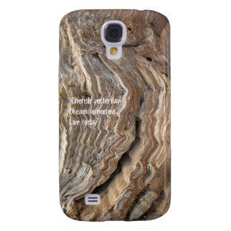 Vintage rustic faux wood HTC Vivid Phone Case