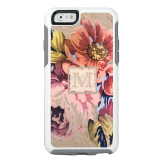 Vintage Rustic Floral OtterBox iPhone 6/6s Case