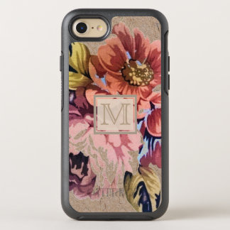 Vintage Rustic Floral OtterBox Symmetry iPhone 8/7 Case