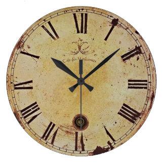 Vintage, Rustic, Victorian, Custom Large Clock