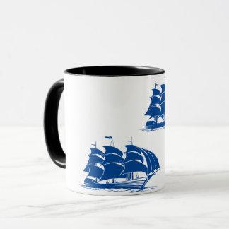 Vintage Sailing Ships Mug