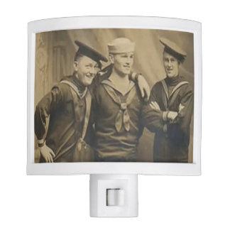 Vintage Sailors Nite Lights