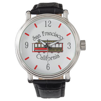 Vintage San Francisco Cable Car Watch