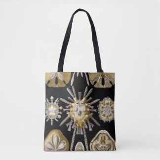 Vintage Sand Dollars Sea Urchins by Ernst Haeckel Tote Bag