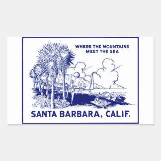 Vintage Santa Barabara California
