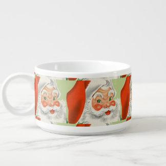 Vintage Santa Chili Bowl