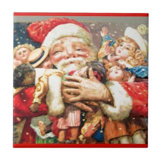 vintage-santa-christmas-post-cards-0004 tile