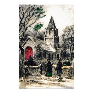 vintage-santa-christmas-post-cards-0005 stationery
