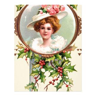vintage-santa-christmas-post-cards-0019 letterhead