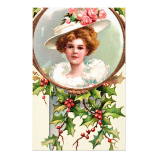 vintage-santa-christmas-post-cards-0019 stationery